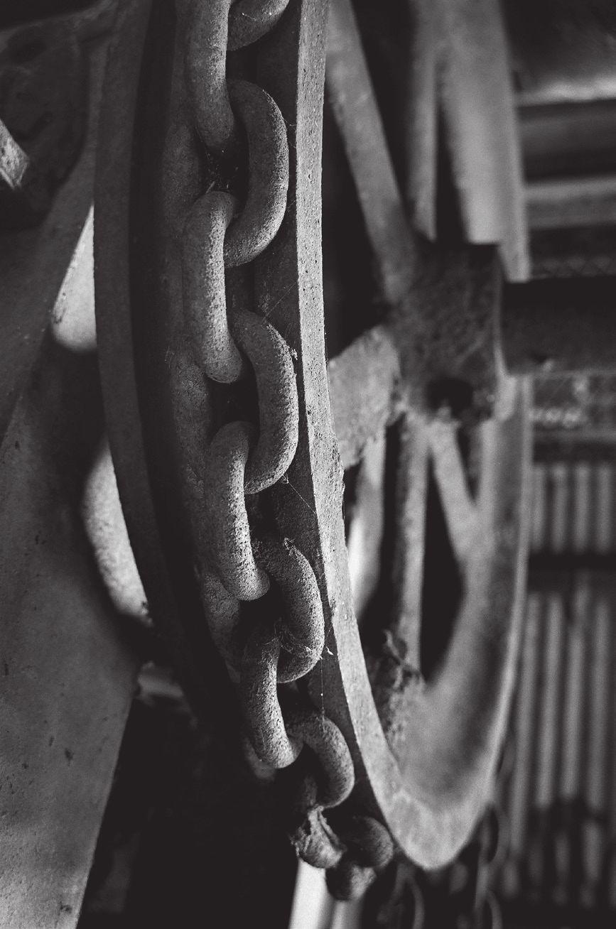 Chain © Daniel Lanteigne