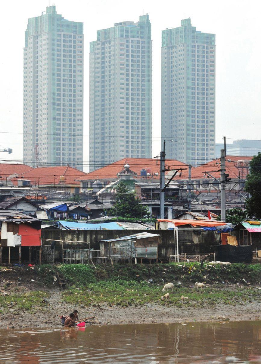 Yakarta, Indonesia © AFP Photo/ Bay Ismoyo
